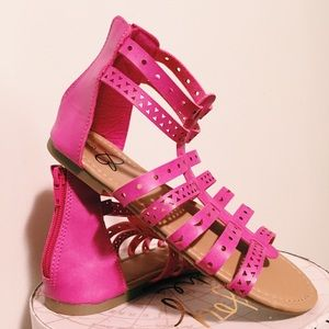 Other - 3/$15 Pink Sandals  |  Little Girl's Size 3